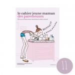 cahier jeune maman des paresseuses