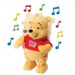 Peluche Danse avec Winnie