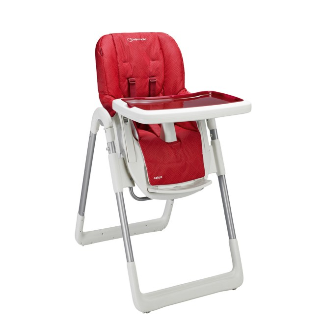 Chaise Haute Bébé Confort Kaleo Animals - Red Collection 2015