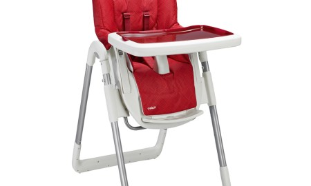 Chaise Haute Bébé Confort Kaleo Animals - Red Collection 2015