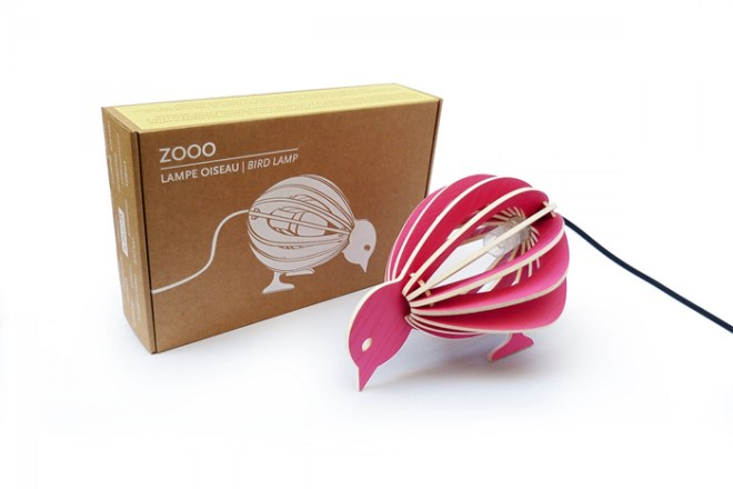 lampe animaux