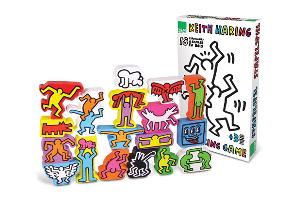 keith haring pour bebe