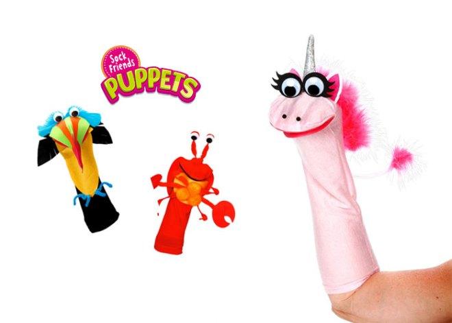 fabriquer des marionnettes à main