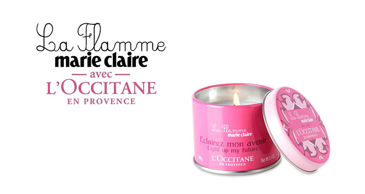 flamme marie claire 2015