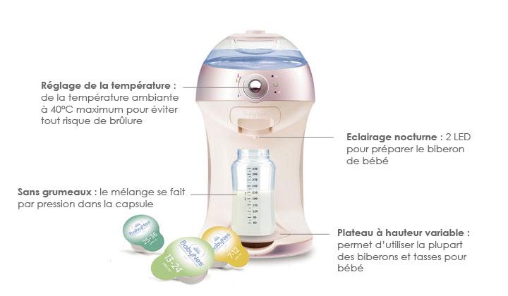 produits high tech pour bébé