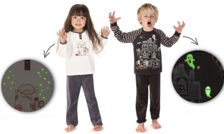 pyjamas phosphorescents