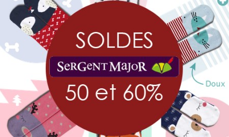 soldes sergent major
