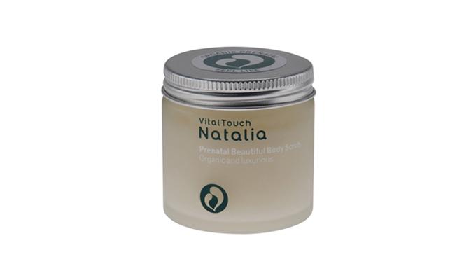 produits de beaute pour femmes-enceintes gommage natalia