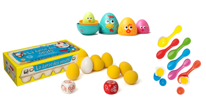 jouets pour paques