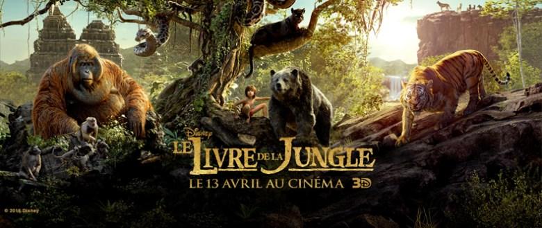livre de la jungle 2016