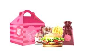burger king pour maman