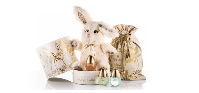 parfums pour bébé micallef