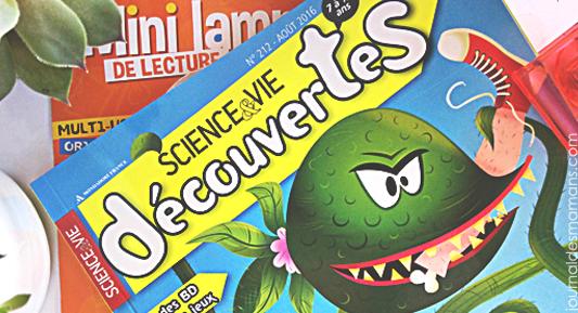 science et vie decouvertes aout 2016