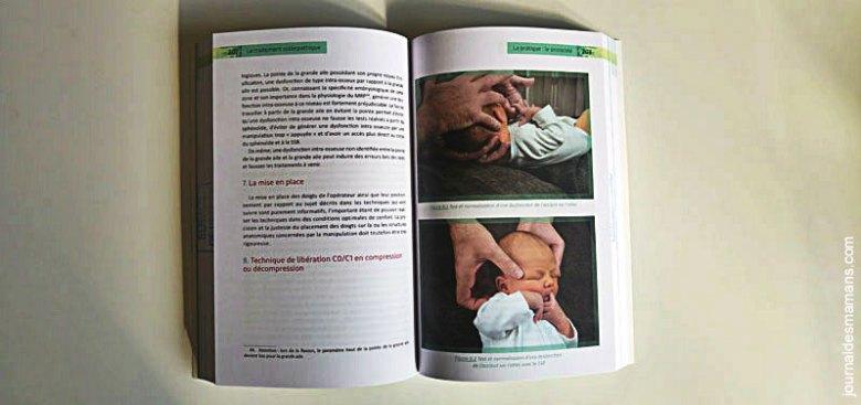 osteopathie pediatrique