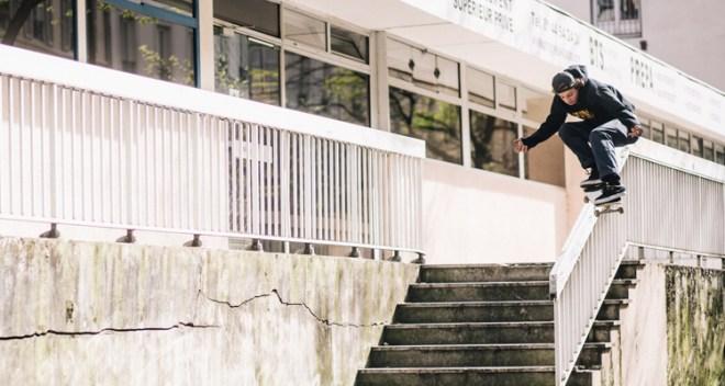 apprendre à faire du skate sosh highlight