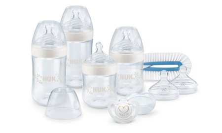Coffret NUK Perfect Start Set Nature Sense