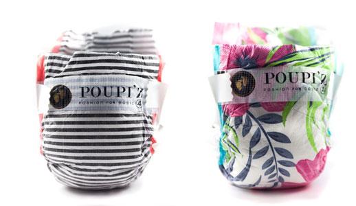 Couches culottes Poupi'z