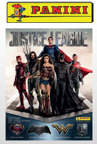 panini justice league