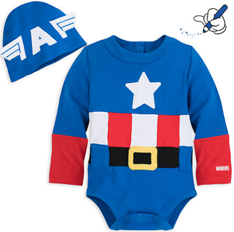 body bebe captain america