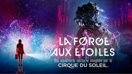cirque du soleil futuroscope