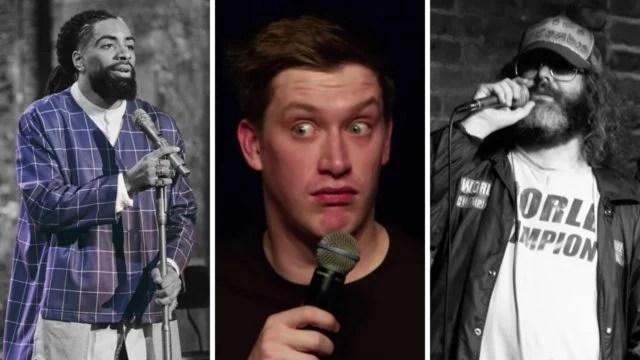 """Netflix : notre sélection de 5 spectacles de """"stand-up"""" pour rire plutôt que déprimer TOUTFILM"""