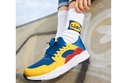 Lidl sneakers are causing a sensation on the internet ...