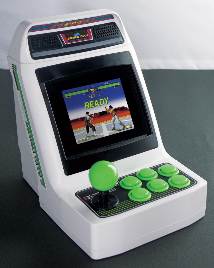 [HOT] : Find the thrill of the arcade rooms with the Sega Astro City Mini