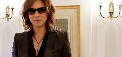 Yoshiki interivew