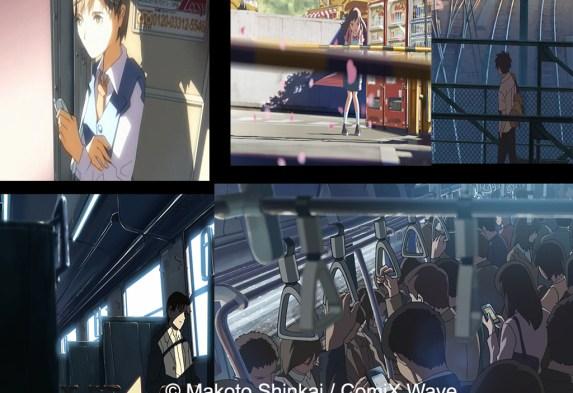 Exemples de scènes d'ouvertures de films
