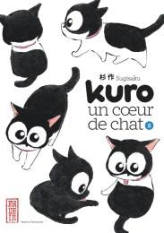Kuro un coeur de chat 2 - Kana