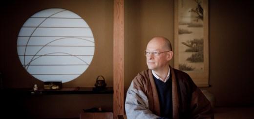 Kamakura, March 25th 2012 - Portrait of Richard Collasse, President and Representative Director of Chanel K.K Japan, in his house in Kamakura.