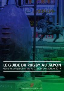 Guide Rugby Japon