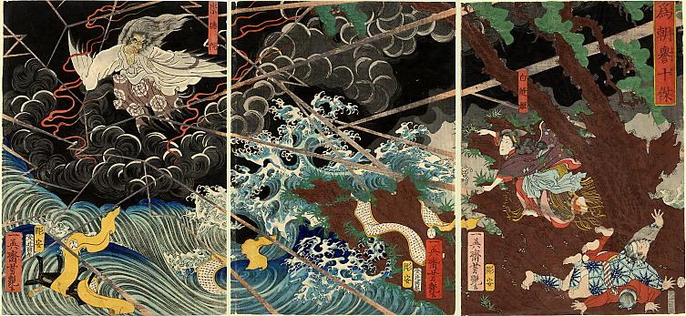 utagawaYoshitsuya_The_Lightning_Bolt