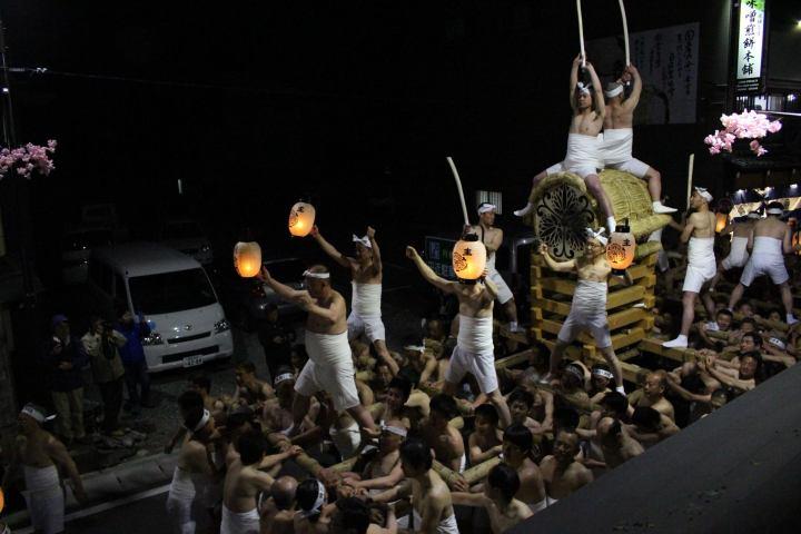 Okoshi Daiko, festival de Furukawa