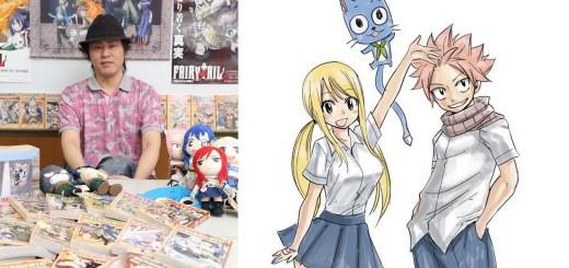 Mashima Fairy Tail