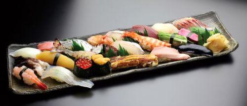 Sushi Ikan
