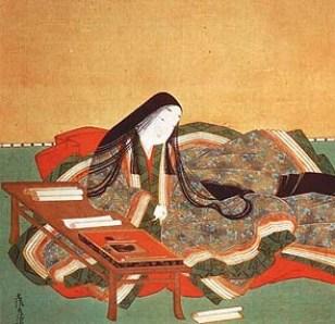 Murasaki Shikibu, Tosa Mitsuoki