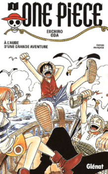 ©1997 by Eichiro Oda. All rights reserved / ©2000, Editions Glénat