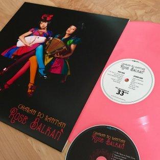 Vinyle de Charan-Po-Rantan