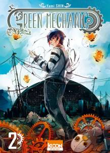 Green Mechanic 2
