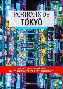 Portraits de Tokyo : couverture