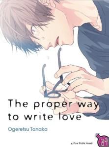 The Proper Way to Write Love © OGERETSU Tanaka 2015