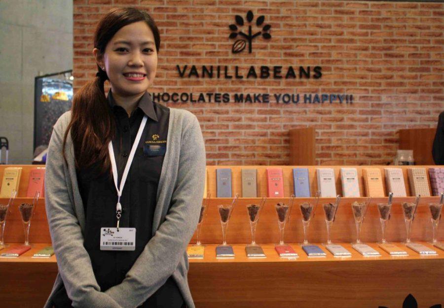 Vanilla Beans © Salon du Chocolat, Paris 2017, Vi TOAN