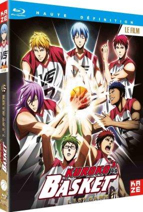 Kuroko's Basket The Movie - Last Game  A la fin des vacances d'été, alors que Kurok