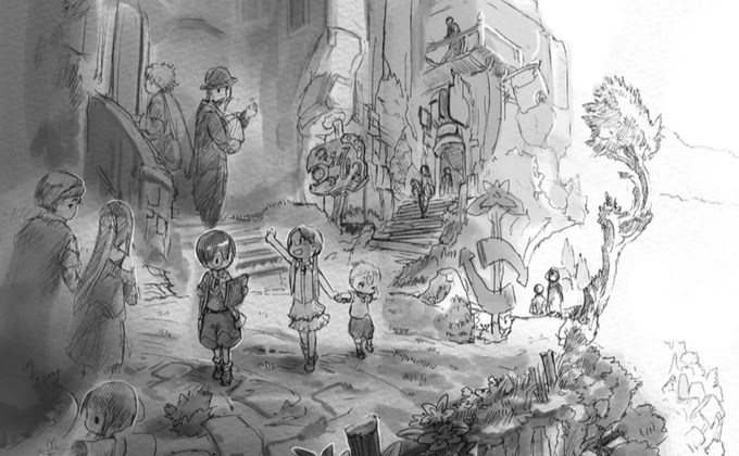 MADE IN ABYSS Volume 1 © Akihito Tsukushi / TAKE SHOBO 2013. All rights reserved.