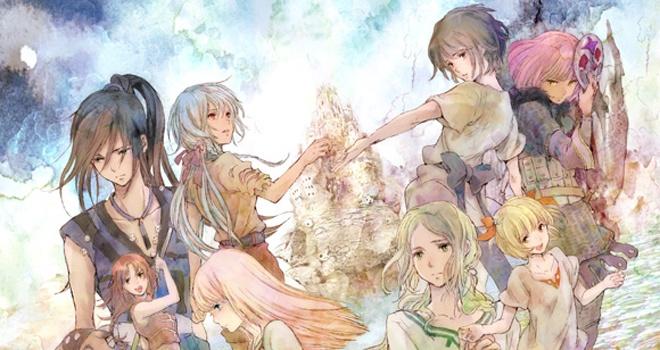 Les personnages principaux © 2013 Abi Umeda / Akita Publishing Co