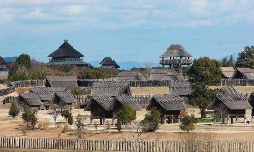 Site historique Yoshinogari (période Yayoi)