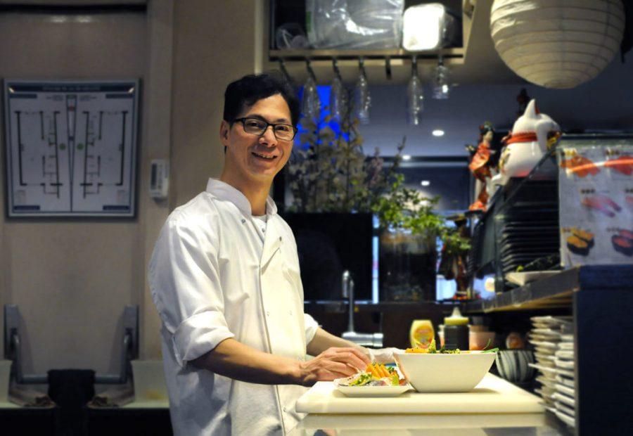Monsieur Li, restaurant Sakura dans le Vieux-Lille