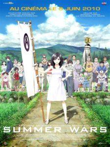 Summer Wars de Mamoru Hosoda