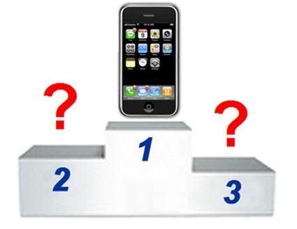 Podium Iphone